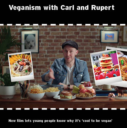 Veganism with Carl and Rupert